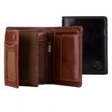 Visconti pánská kožená peněženka s RFID stíněním