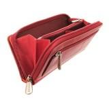Visconti dámská kožená peněženka RAINBOW RB55 červená