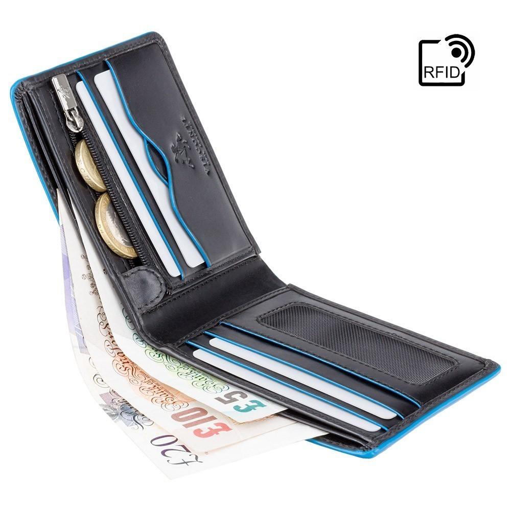 f4e4260125b ... Visconti Alps ALP 85 peněženka pánská 12 x 9 cm RFID ...