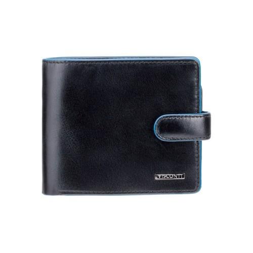 Visconti klasická elegantná pánska peňaženka s RFID