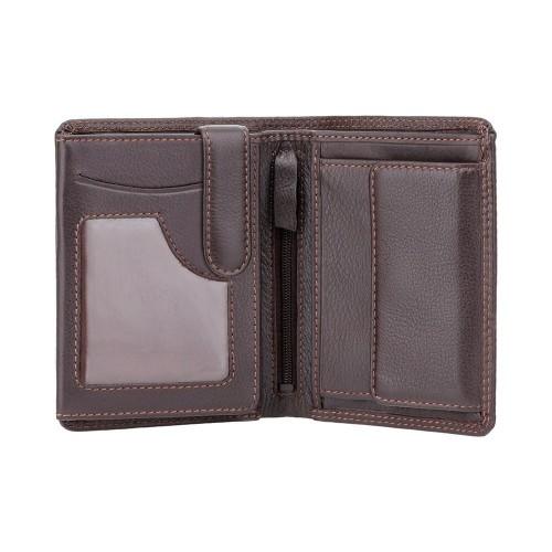 Visconti pánska kožená peňaženka na bankovky & mince