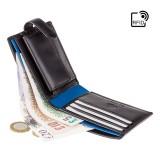 Visconti PARMA PM100 pánská kožená peněženka s RFID