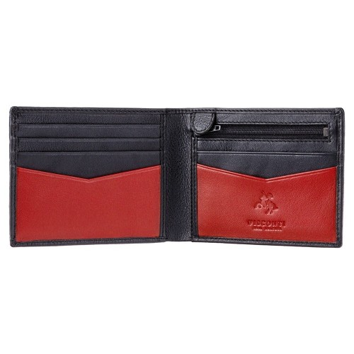Visconti SLIM VSL 20 pánska kožená peňaženka RFID