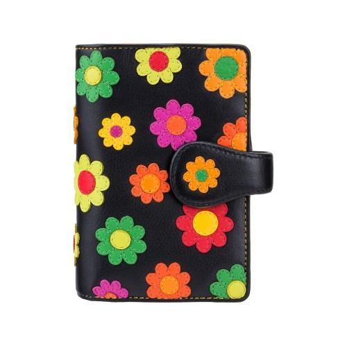 Visconti Daisy dámská peněženka s kytičkami a RFID