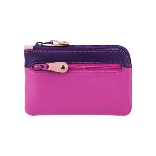 Visconti kľúčenka, púzdro na mince růžové a fialové