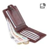 Visconti klasická pánská kožená peněženka s RFID