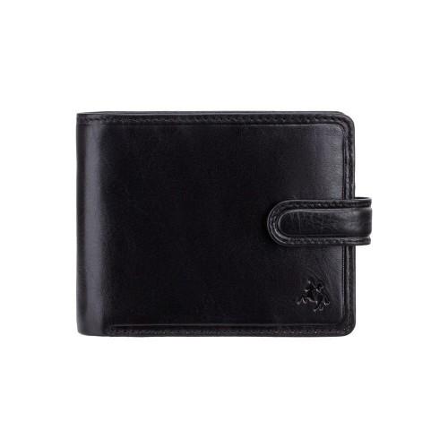 Visconti klasická pánska kožená peňaženka s RFID