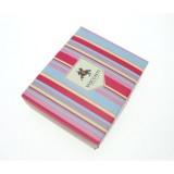 Visconti RB100 dámská kožená peněženka s RFID fialová