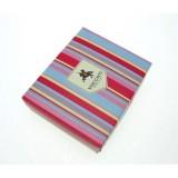 Visconti RAINBOW RB55 HONOLULU dámská kožená peněženka švestková