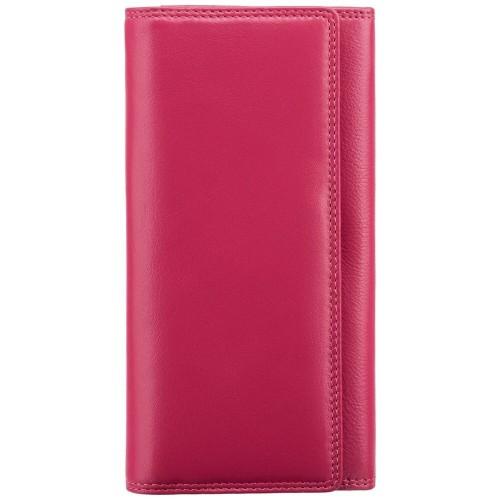 Visconti dámská kožená peněženka fuchsiová HT35