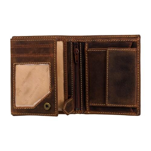Visconti pánska peňaženka z olejovanej kože
