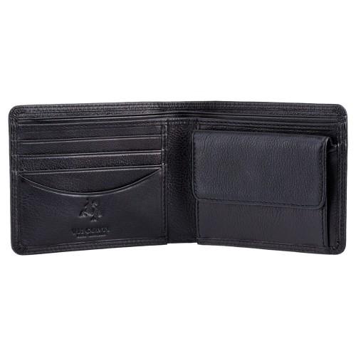 Visconti klasická pánska kožená peňaženka