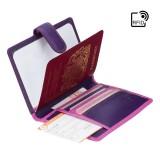 Visconti puzdro na cestovný pas s RFID