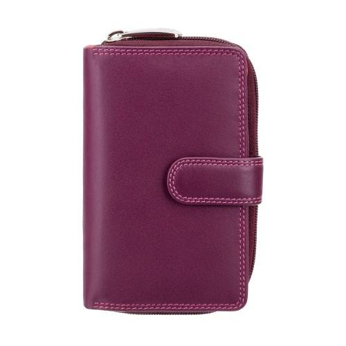 Visconti dámská kožená peněženka na hodně karet