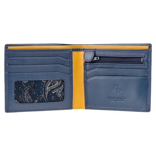 Visconti pánská kožená peněženka s RFID