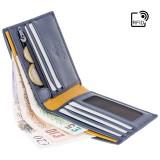 Visconti pánská kožená peněženka střední PARMA
