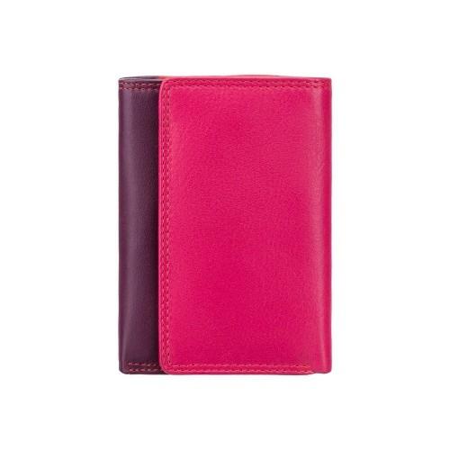 Visconti menšia fialová rozkladacia peňaženka s RFID