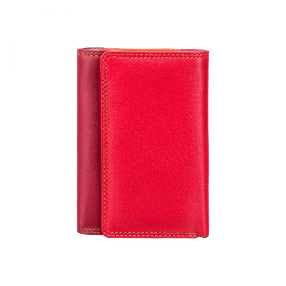 Visconti RAINBOW RB43 BORA dámská kožená peněženka borůvková