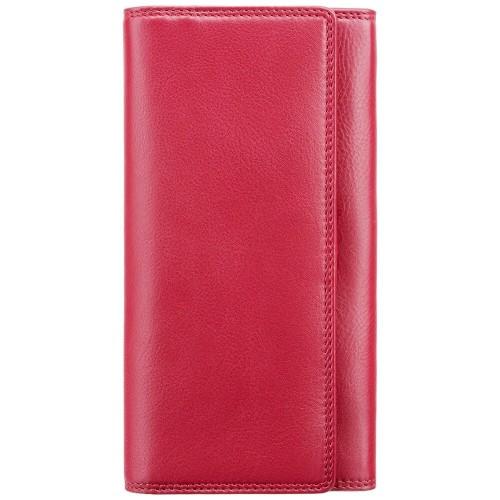 Visconti dámska klasická kožená peňaženka