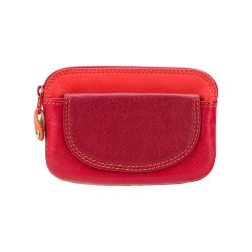 Visconti dámská kožená peněženka RAINBOW zelená