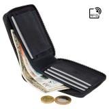 Visconti HUNTERS 709 pánská kožená peněženka hnědá