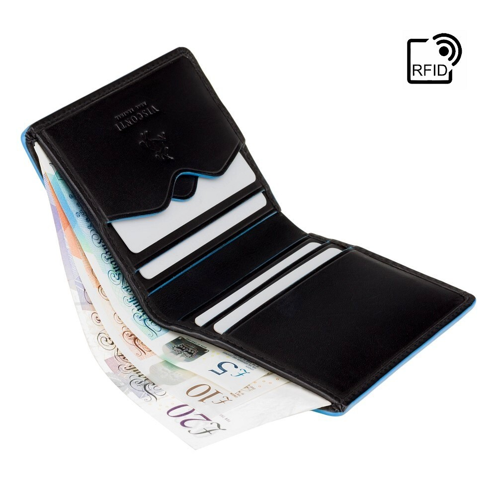 a92c4b766 ... Visconti Alps ALP 85 peněženka pánská 12 x 9 cm RFID ...