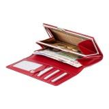 Visconti kvalitní dámská klasická kožená peněženka