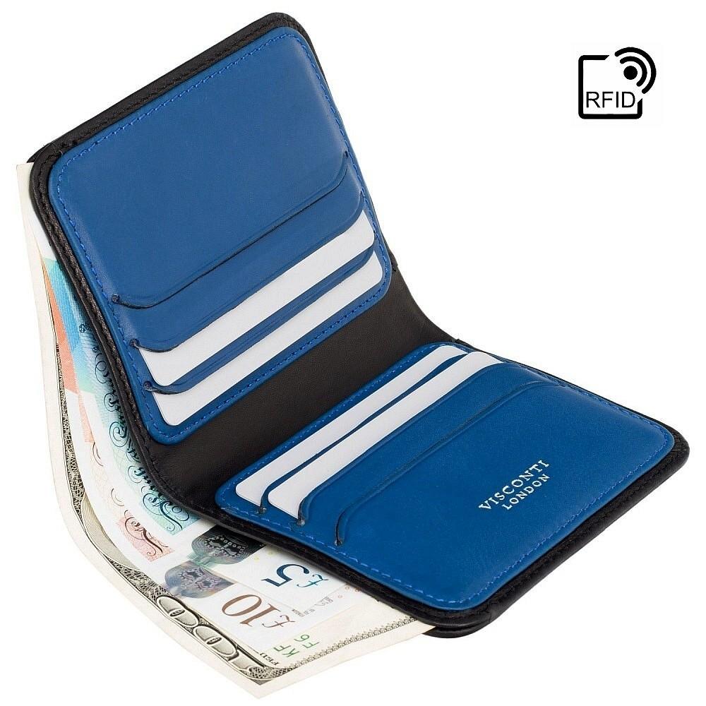 a091b3707 ... Visconti SLIM VSL 20 pánská kožená peněženka RFID ...