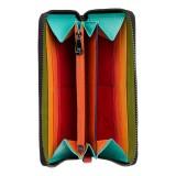 Visconti černá peněženka spektrum barev