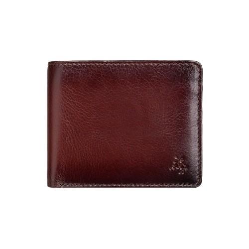 Visconti pánska peňaženka z leštenej kože