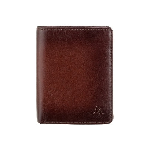 Visconti pánská rozkládací peněženka leštěná kůže