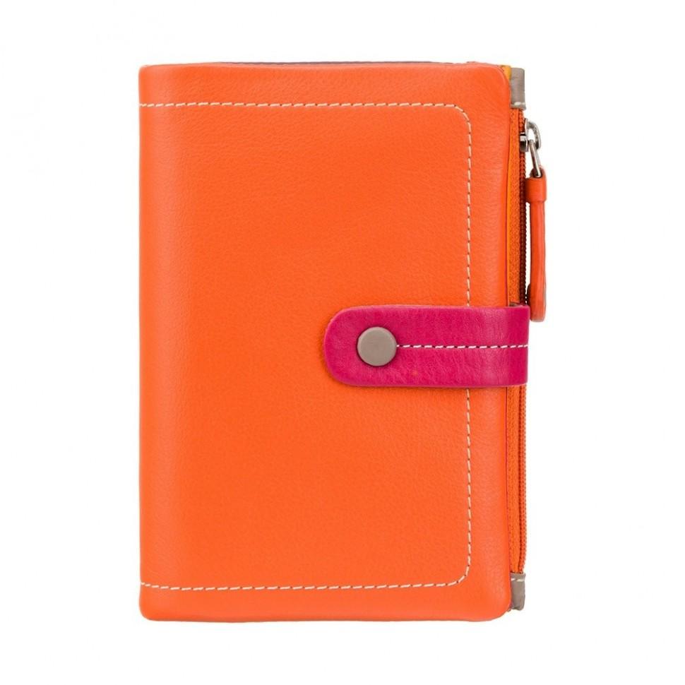 Visconti peněženka dámská oranžová Malibu