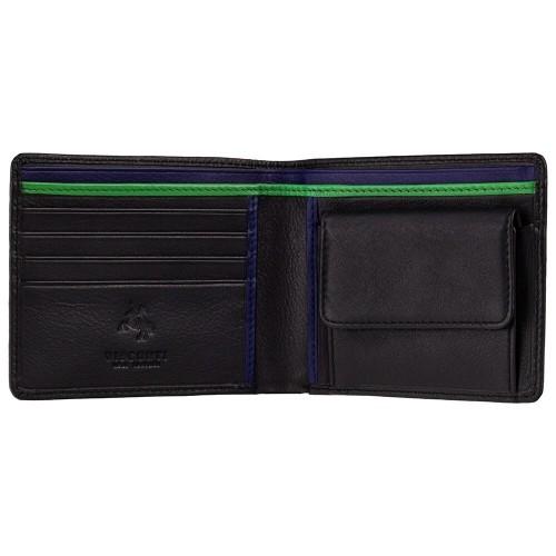 Visconti pánska peňaženka na drobné a bankovky