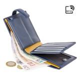 Visconti elegantní pánská peněženka s kašmírem