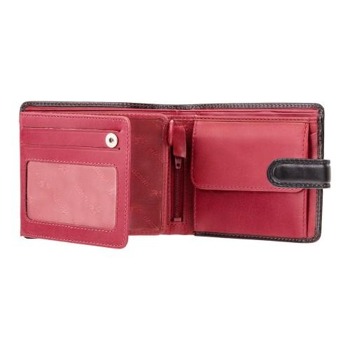 Visconti dvojfarebná klasická pánska peňaženka
