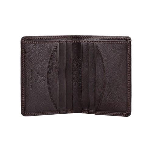 Visconti kožené puzdro na karty a bankovky