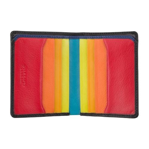 Visconti farebná pánská kožená peňaženka TAP&GO