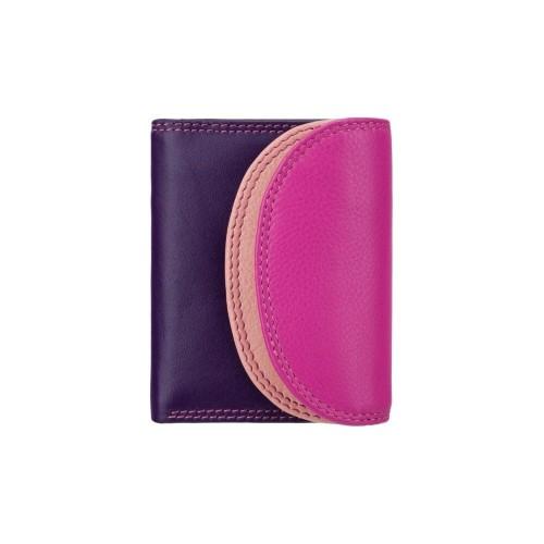 Visconti malá rozkladacia peňaženka fialová