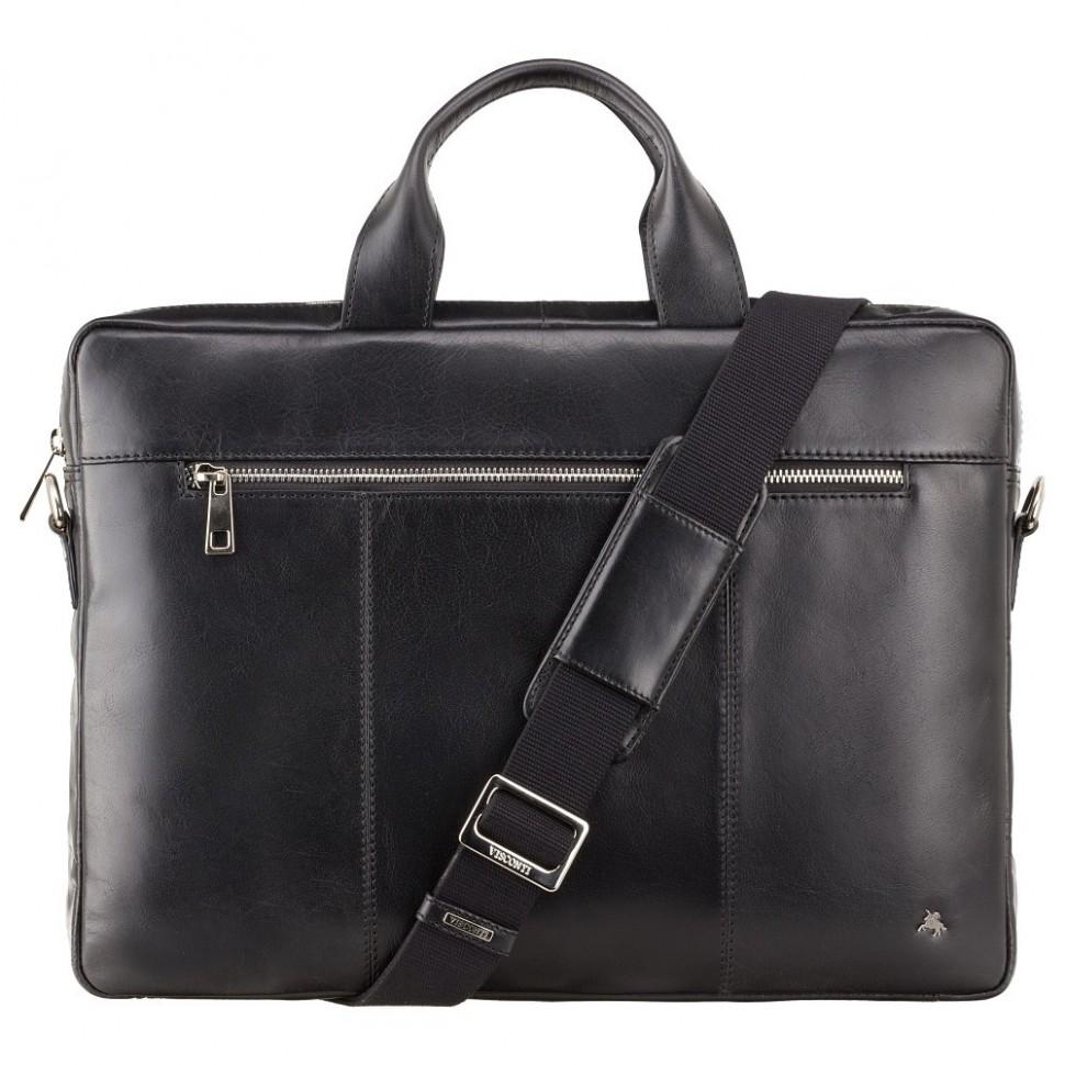 Visconti pánská kožená taška na laptop