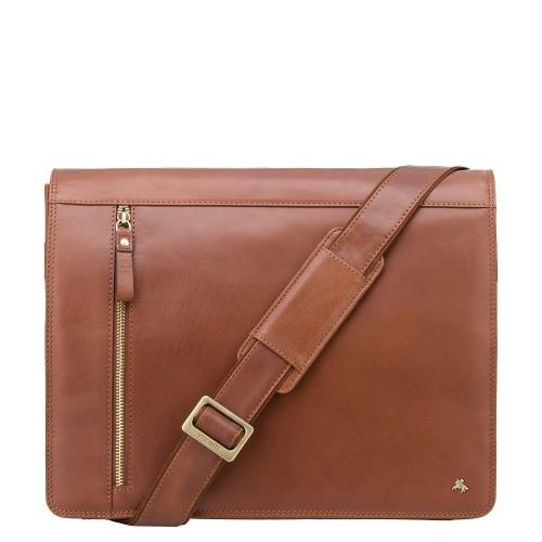 Visconti pánská kožená taška přes rameno