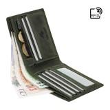 Visconti pánská peněženka z olejované kůže