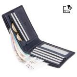 Visconti pánská peněženka z prírodnej kože s RFID a TAP GO