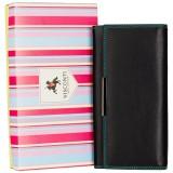 Visconti dámská kožená peněženka černá / rhumba
