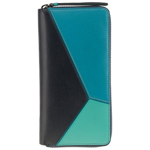 Visconti velká dámská kožená peněženka Barcelona