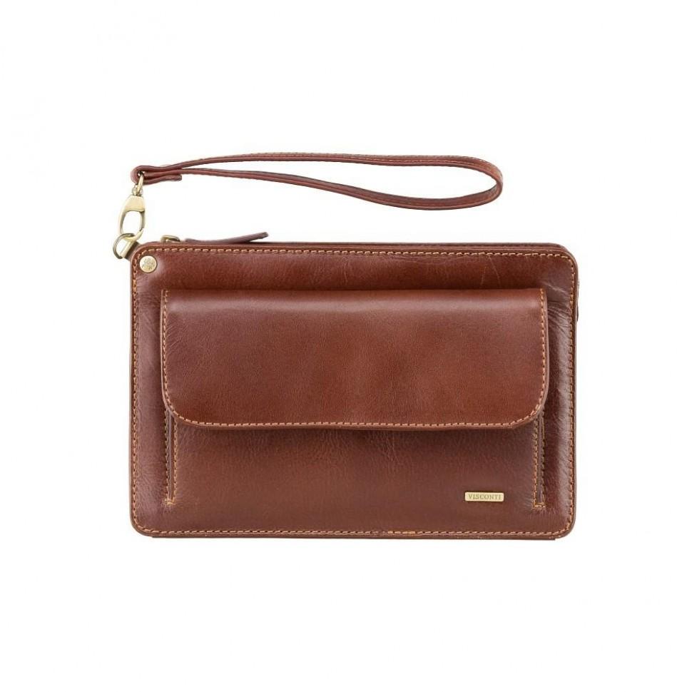 Visconti pánska taška cez zápästie 02617