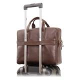 """Visconti pánska kožená taška 15"""" laptop ML24"""