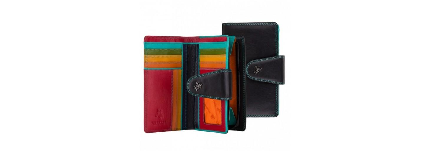 Malé a stredné peňaženky